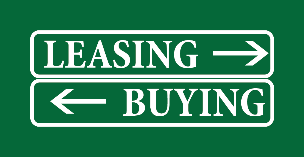 Leasing vs Buying your Embroidery Machine Outright