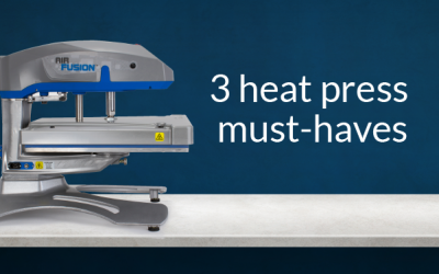 3 key features your heat press should have