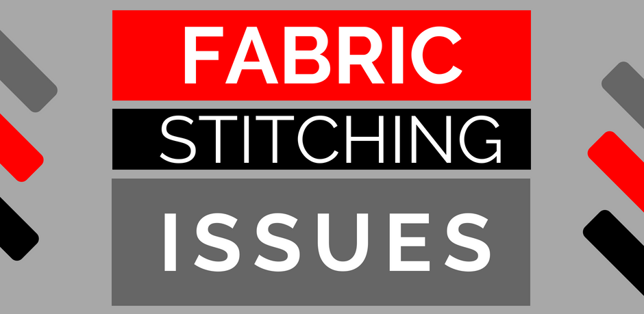 Fabric Stitching Issues: Fixes for Puckering, Looping and Sinking Designs