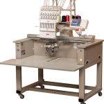 SWF E-Series embroidery machine