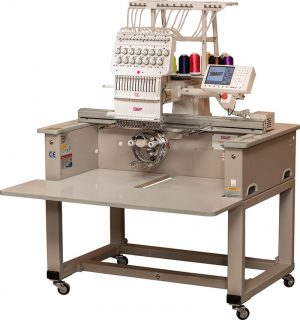 SWF E-Series embroidery machine
