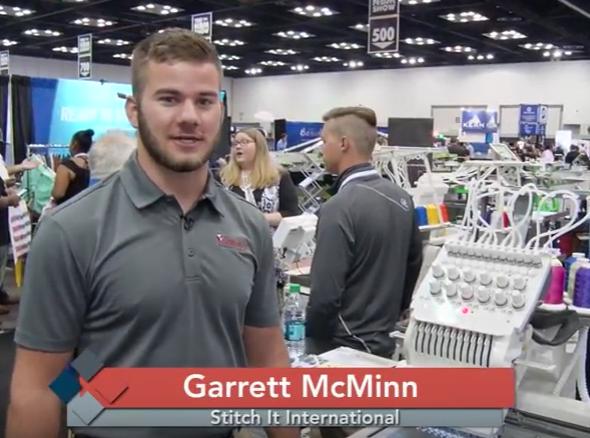 VIDEO: SWF Machine Features at NBM Indianapolis Show