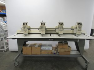Melco Used Embroidery Machine