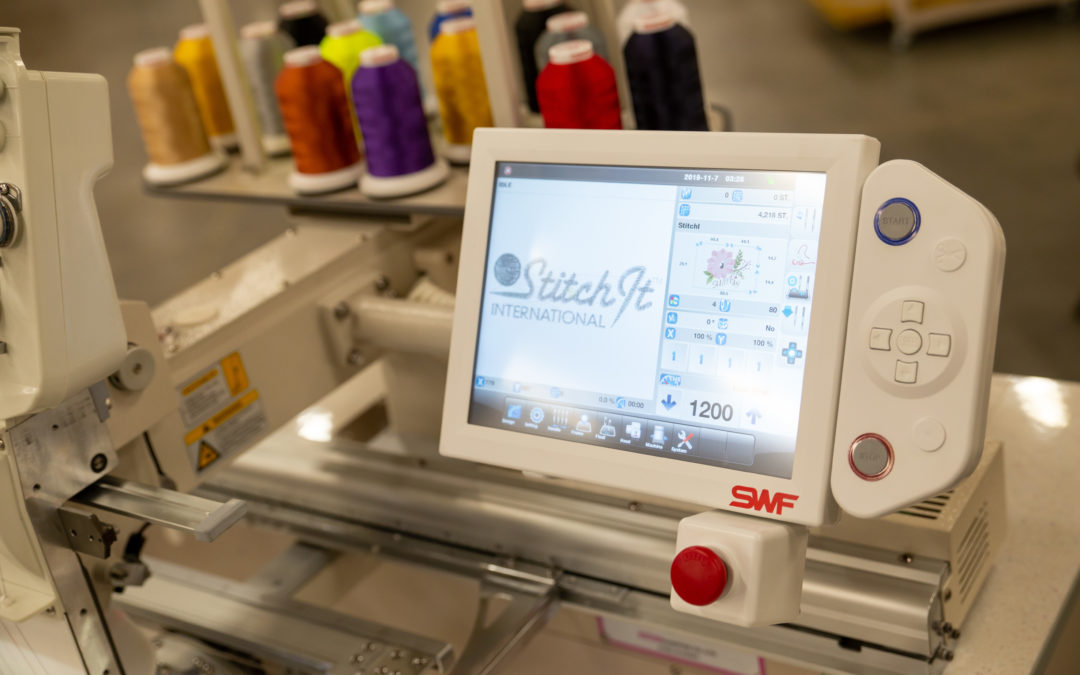 SWF ES-Series: Meet the single-head revolutionizing the embroidery world