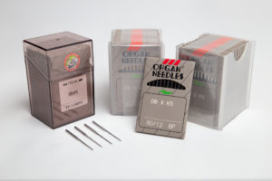 Organ Embroidery Needles
