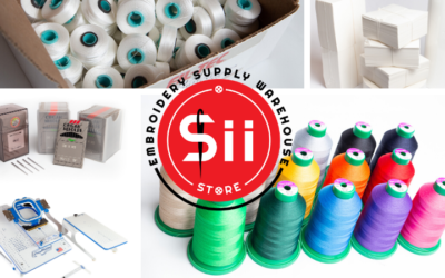Top Embroidery Supplies to Use for Easier Embroidery Work