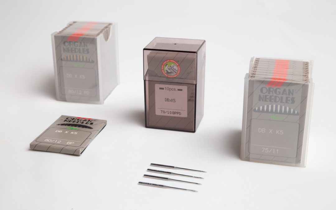 Choosing the Correct Embroidery Needle Size